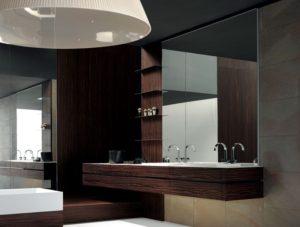 Modern Vanity Large Wall Mirror