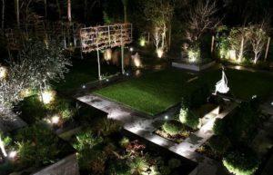 Stunning Backyard Lighting Ideas