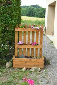 Garden-Pallet-Planter