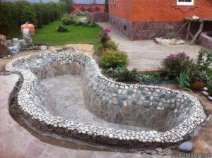 DIY Garden Pond Project