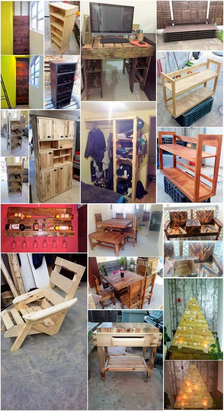 Easiest DIY Wooden Pallet Ideas for This Year