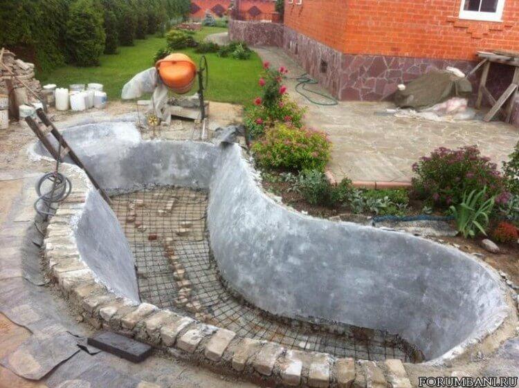 Garden Pond Project