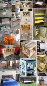 Innovative DIY Wood Pallet Furniture Ideas and Projects