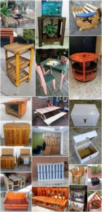 Inspirational Ideas on How to Recycle Wood Pallets