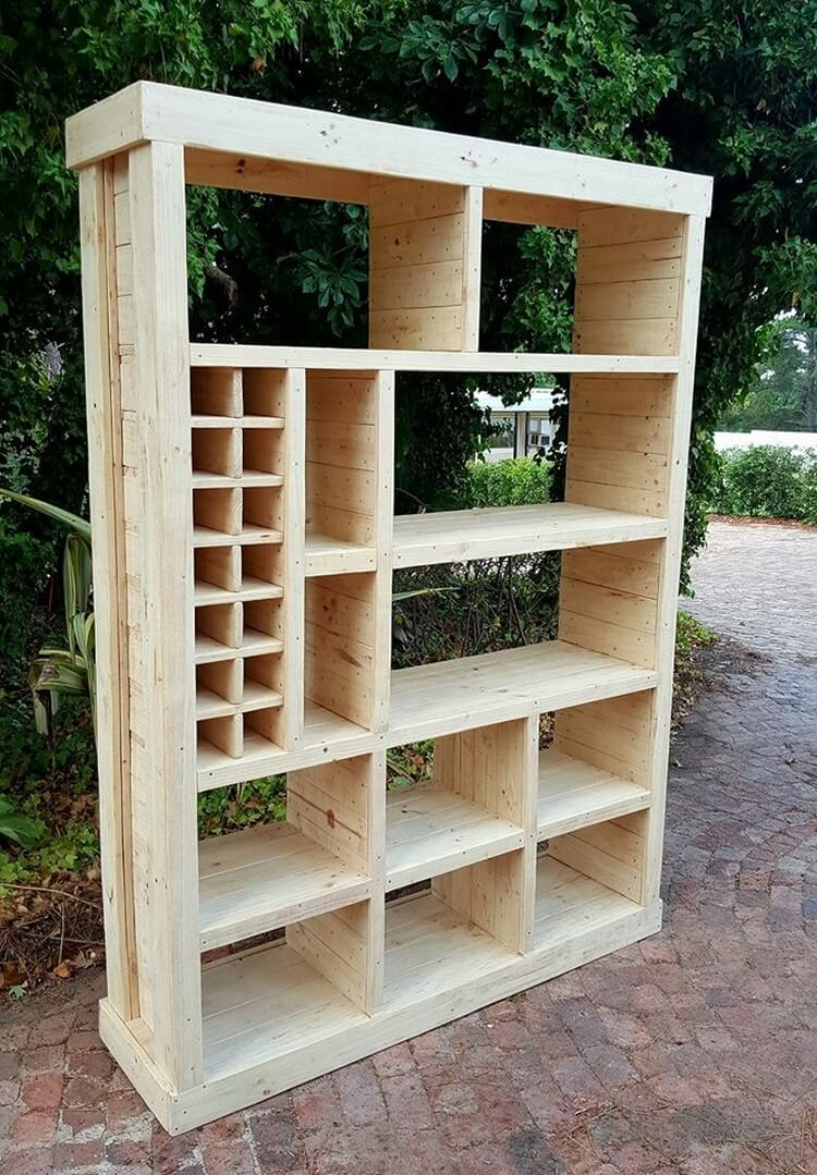 Modernize Creations with Reused Shipping Pallets   DIY ...