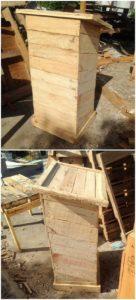 Wood Pallet Dice