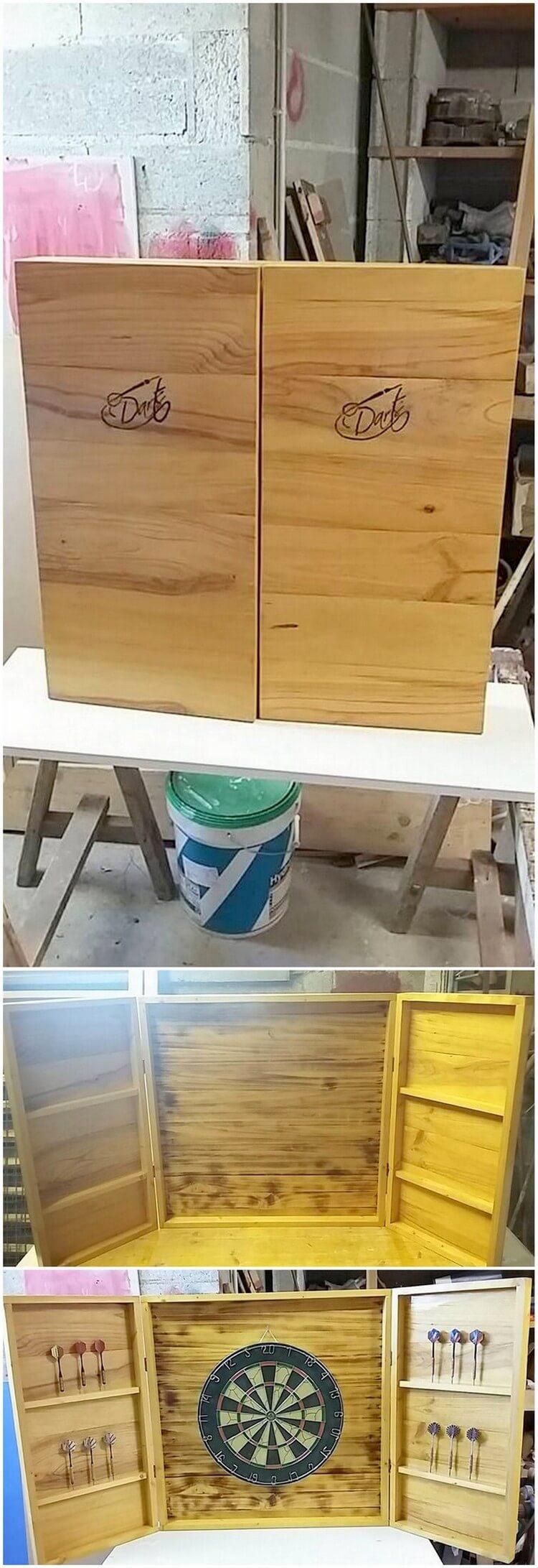 Wood Pallet Game