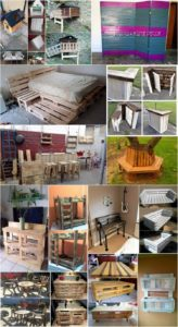 20+ Easiest Ideas with Shipping Wood Pallets