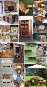 Amazing Ideas to Convert Wooden Pallets into Useful Things