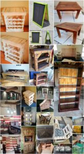 Creative Ideas to Recycle Old Wooden Pallets