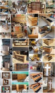 Creative DIY Projects for Reusing Old Wooden Pallets