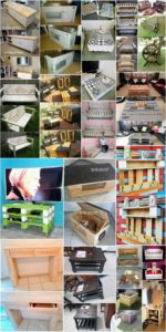 Fantastic Shipping Wooden Pallets DIY Projects