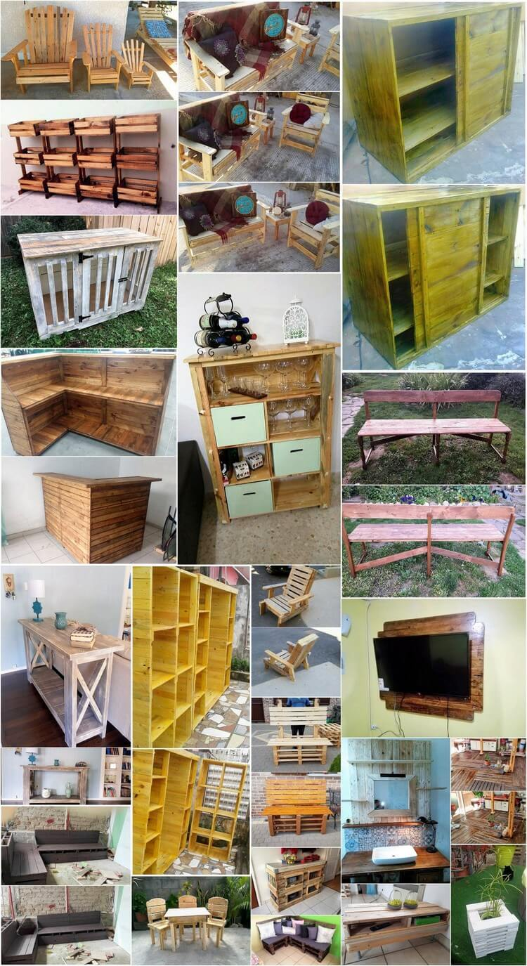 Innovative Ideas and Ways to Recycle Old Shipping Pallets