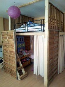 Pallet Kids Room