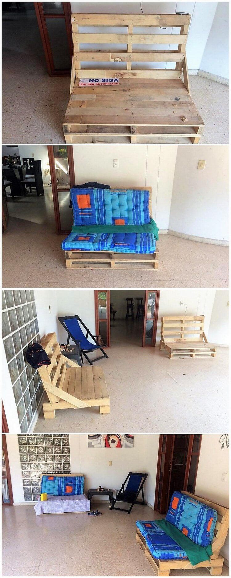 Recycled Pallet Furniture
