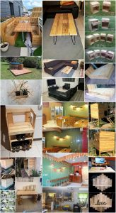 Cheap, Easy and Creative Pallet DIY Ideas That Will Inspire You
