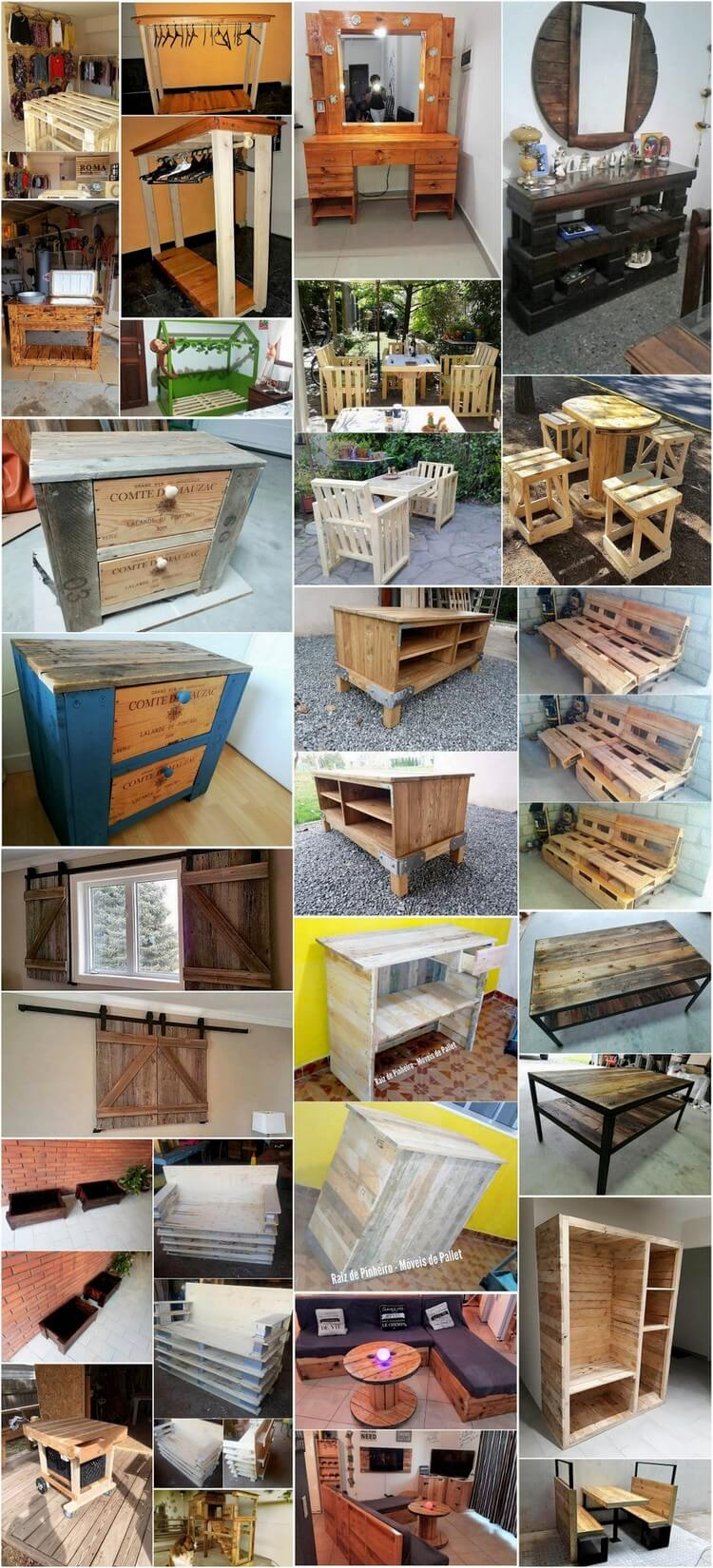 Incredible Shipping Wood Pallet Projects That will Inspire You
