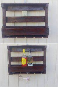 Pallet Wall Rack or Shelf