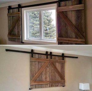 Pallet Window Sliding Doors