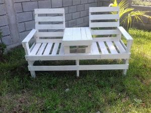 Pallet Chairs or Bench