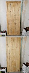 Pallet Door