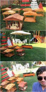 Pallet Garden Creations