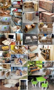 Creative Ideas for Repurposing Used Wooden Pallets
