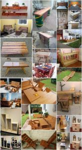 Fantastic Wood Pallet Creations That Can Improve Your Home