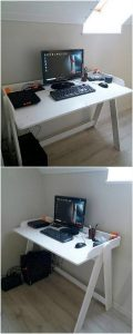Pallet Laptop or Study Table