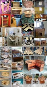 Shocking Ideas for Reusing Old Wasted Wood Pallets