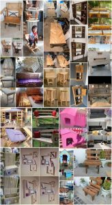 Superb Ideas Out of Recycled Wood Pallets