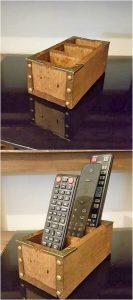 Pallet Remote Rack