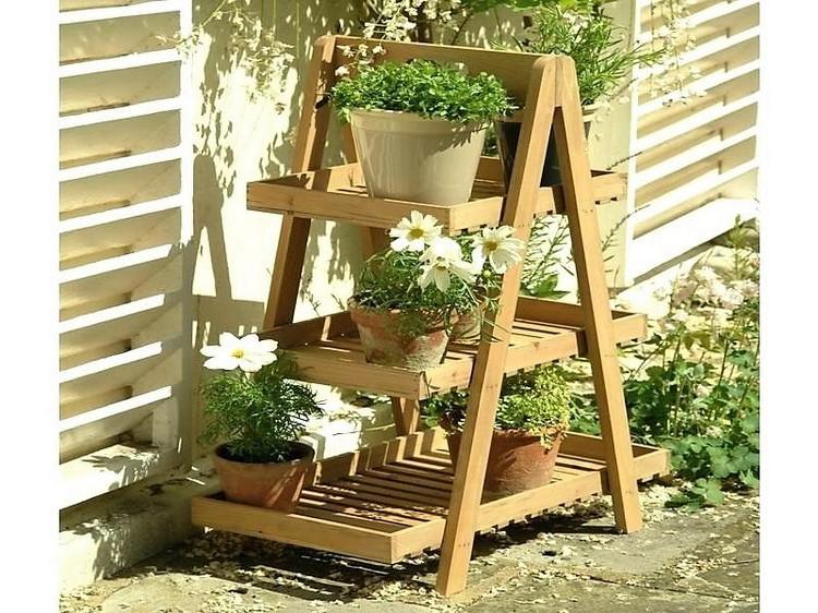 Garden Planter Stand