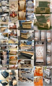 Ingenious Ideas for Wasted Wood Pallets Recycling