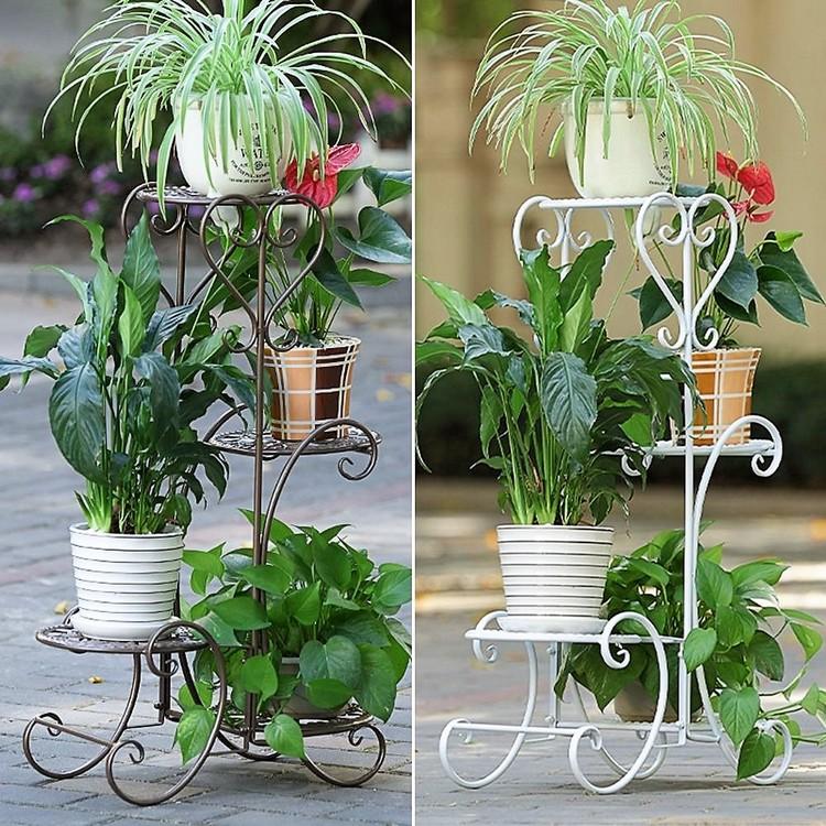 Metal Plants Stand