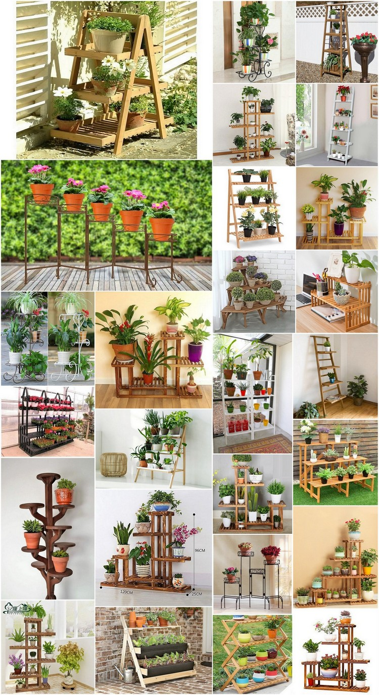 Mind Blowing Plant Stands That Let You Explore Your Creativity