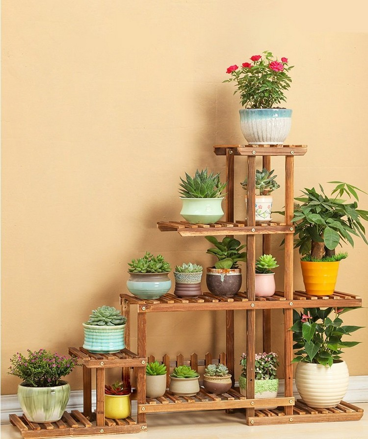 Planter Pots Stand