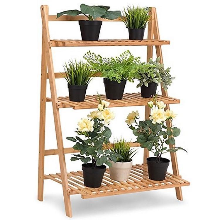Pots Stand Design