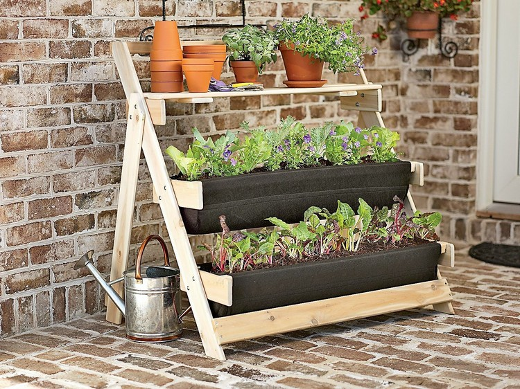 Tiered Plants Stand