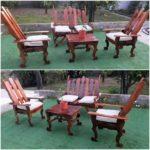 Magnificent DIY Wood Pallet Reusing Ideas