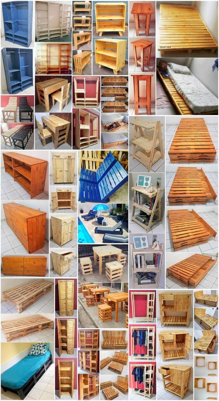 Impactful DIY Projects with Wood Pallets