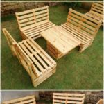 Genius DIY Ideas for Shipping Pallets Recycling
