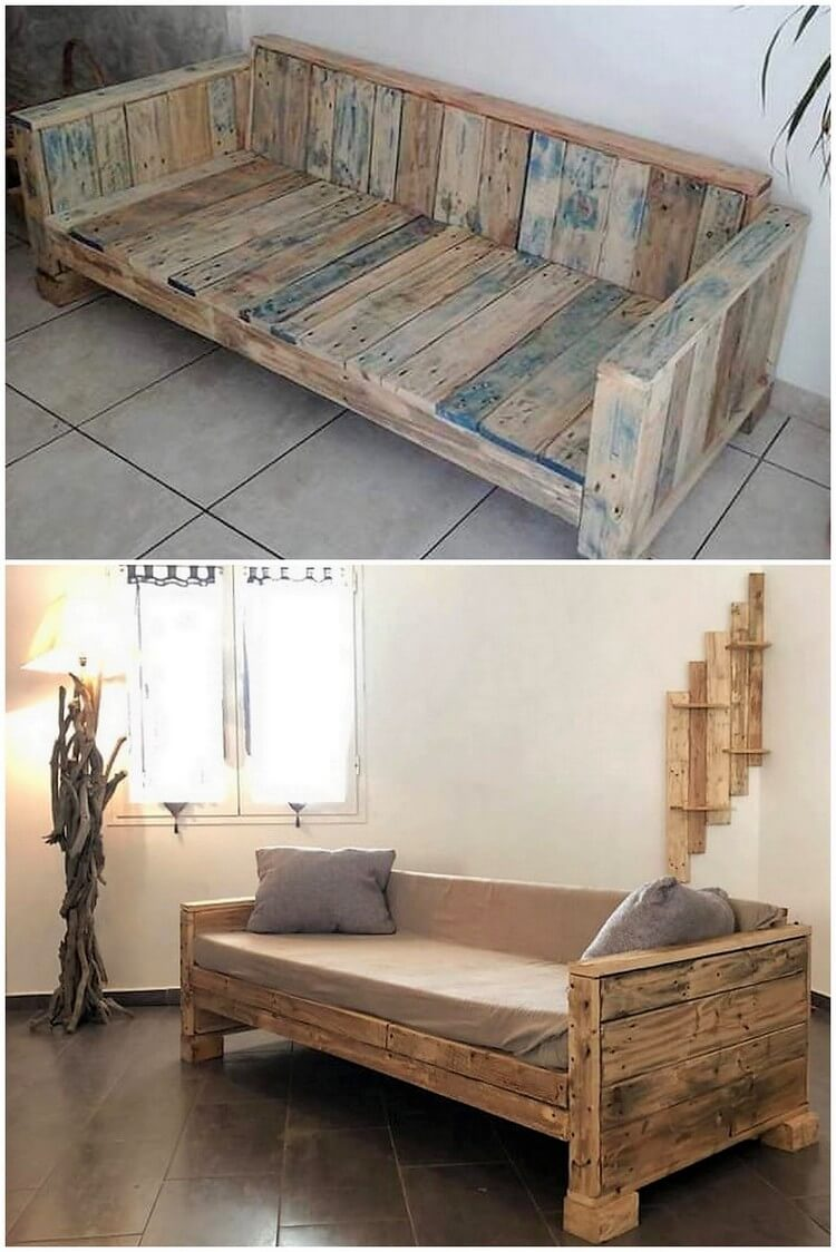 Less Expensive Wood Shipping Pallet DIY Projects | DIY & Crafts