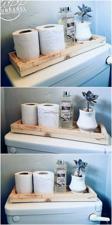 Pallet-Bath-Tray