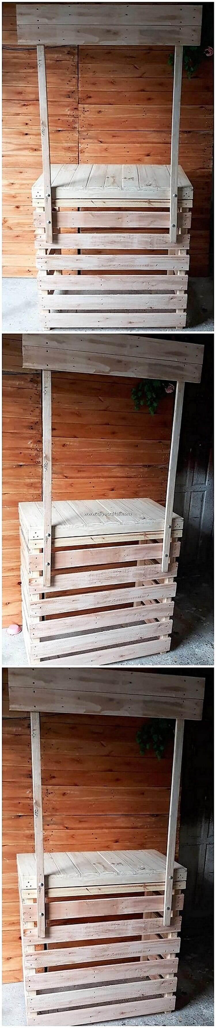Pallet-Mini-Counter-Table