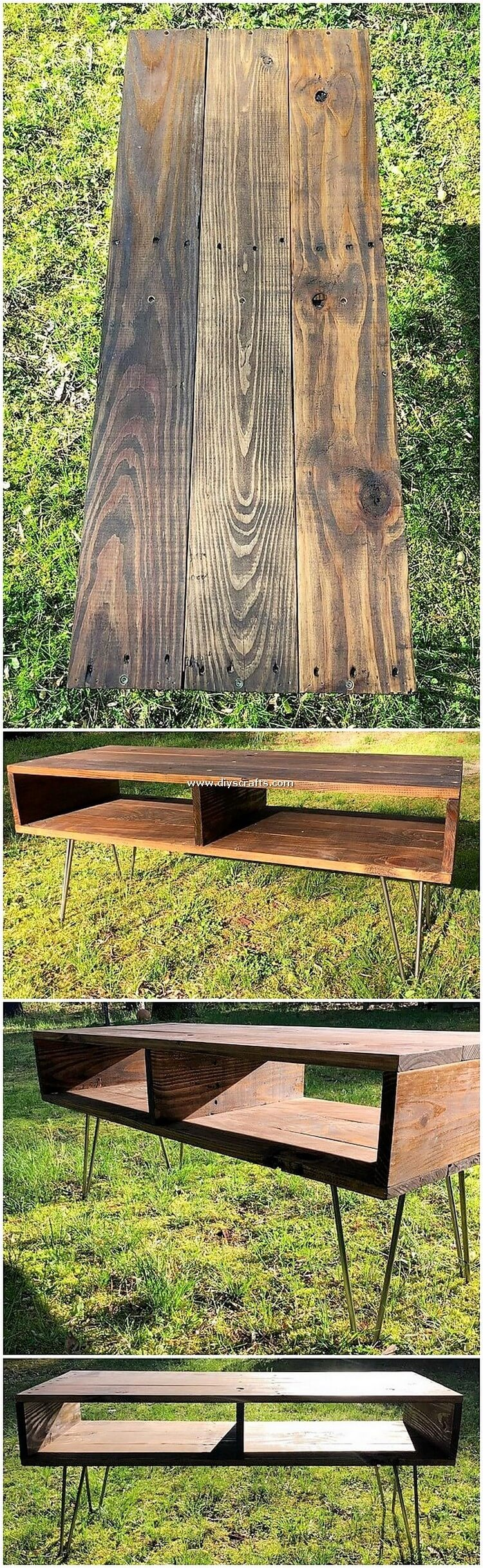 Pallet-Wooden-Table