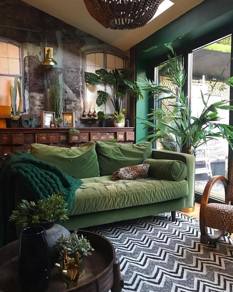 Bohemian Interior Decor (14)