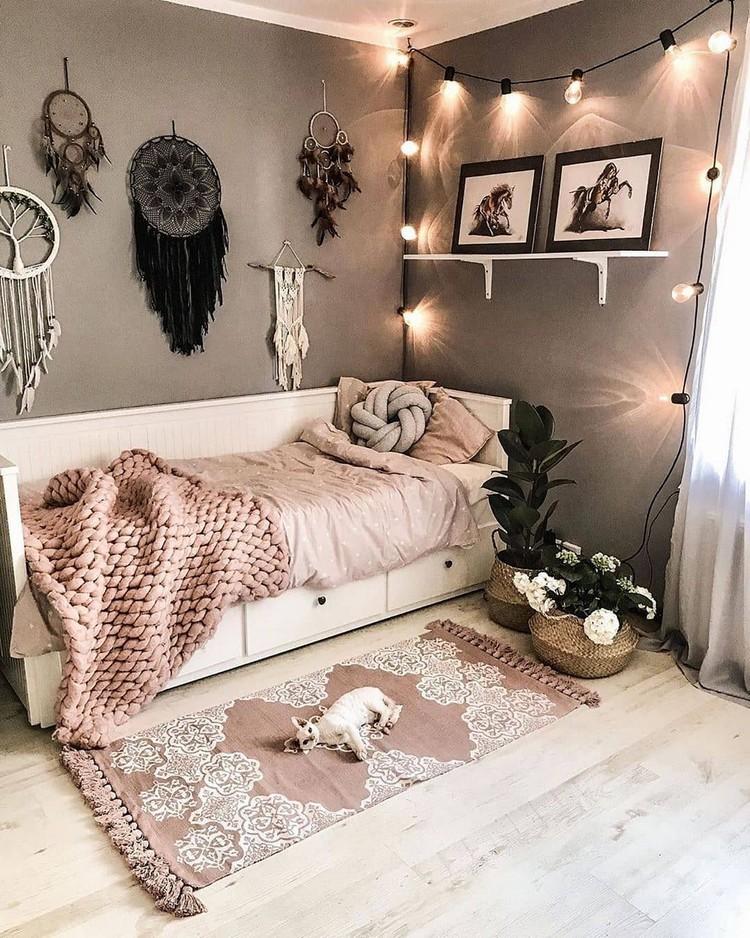 Bohemian Interior Decor (21)