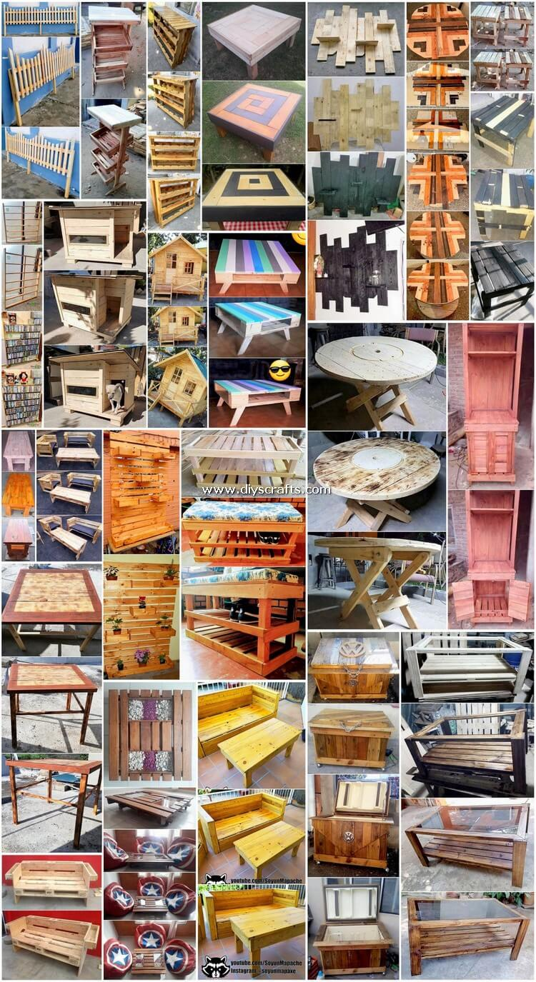 Inventive-Projects-To-Make-Using-Old-Pallets