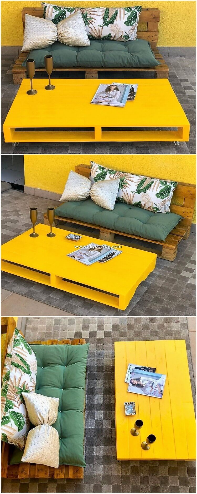 Pallet-Bench-and-Table